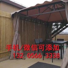 常州戚墅堰围墙庭院室外镀锌栏杆围栏图片