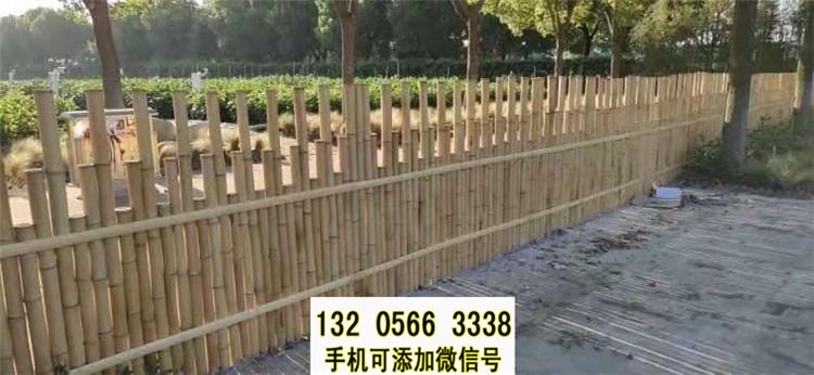 竹墙设计图