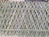福州户外爬藤架实木围栏竹篱笆竹子护栏