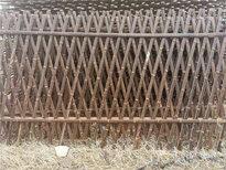 浙江杭州菜园围墙护栏户外室内隔断竹篱笆竹子护栏图片0