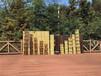 河北秦皇島防腐木木柵欄pvc變壓器欄桿竹籬笆竹子護欄
