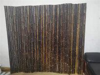 浙江杭州菜园围墙护栏户外室内隔断竹篱笆竹子护栏图片2