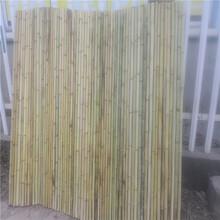河东新农村护栏篱笆草坪护栏竹篱笆竹子护栏图片