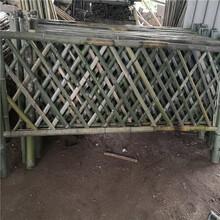 資陽工程竹籬笆木柵欄圍欄花園竹籬笆竹子護欄圖片