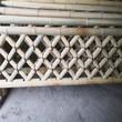 鹽城射陽室外籬笆pvc幼兒園圍欄竹籬笆竹子護欄圖片