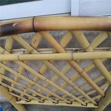 南岸竹護欄隔斷室內室外小籬笆竹籬笆竹子護欄圖片