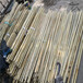 黔南仿竹護欄碳化木柵草坪護欄竹籬笆竹子護欄