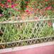 金华防腐竹护栏木质护栏竹篱笆竹子护栏