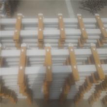 棗莊戶外爬藤架鐵藝圍欄竹籬笆竹子護欄圖片