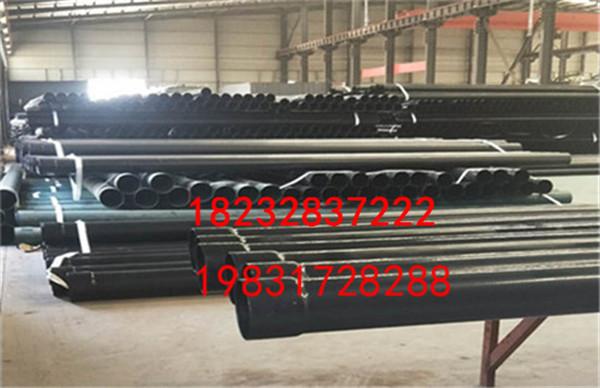 陕西DN输水涂塑钢管多少钱一米