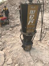 石料场开采岩石劈裂棒低价促销图片