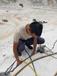 內江市礦石液壓分裂機靜安孔徑日常保養