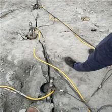 井下巖石破碎防爆劈裂機圖片