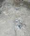 张家界修高速公路石头很硬怎么破裂