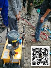 沙河市劈裂枪岩石分离器台式详细介绍图片