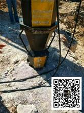 肥东县破桩破桩岩压撑石机规格图片