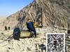 采石场岩石劈裂机多少钱套.山东日照