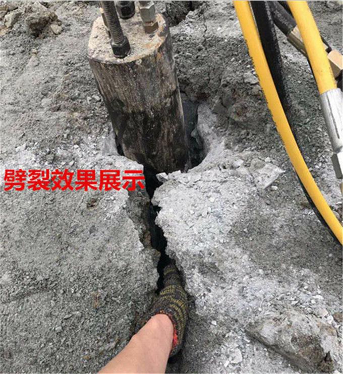 高产量破石头机械