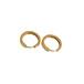 工廠專業生產電鍍耳環首飾五金配件加工鐘表配件電鍍金色定制批發