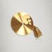 不銹鋼五金飾品真空電鍍真金實鍍真空電鍍加工廠保色長