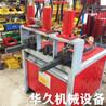 鐵藝花架護欄不銹鋼鍍鋅管沖方形橢圓型菱形液壓沖孔機械設備