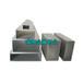 佛山訂做厚壁鋁扁通管材,砂紋噴涂裝飾方管,6063吊頂鋁方通管