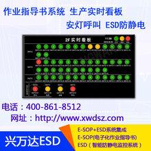 生产作业指导书系?#24120;琒OP电子看板系统图片