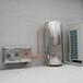 家用分體式熱水器安裝步驟流程節能空氣能熱水工程10匹熱泵熱水器