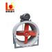 FT30-C式玻璃鋼軸流防爆風機電機外置防爆風機
