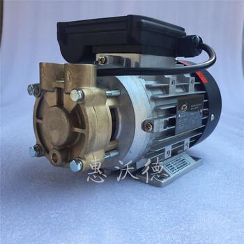AULANK模温机泵WD-07S电镀用泵热油泵
