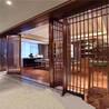 客厅玄关酒店大堂不锈钢屏风装饰激光镂空屏风隔断定制