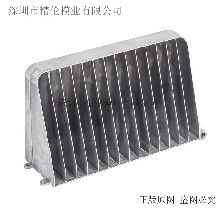 深圳市燈具外殼壓鑄模廠家_LED燈具外殼壓鑄模圖片