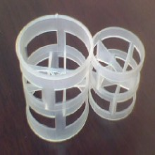 肇慶聚丙烯塑料鮑爾環填料怎樣報價圖片