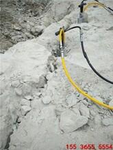 不用炸药爆破用什么方法快速破开石头清除岩石?#19981;?#21512;肥--破石方法?#35745;? onerror=