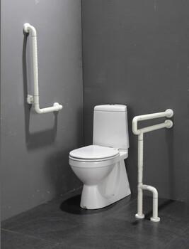 走廊扶手厕所扶手一字型扶手养老院专用hggfff