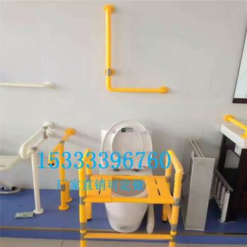 走廊扶手厕所扶手一字型扶手厂家生产量身定制养老院专用