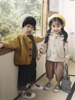 广州品牌童装折扣一手货源