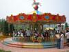 新疆伊犁州新型游樂設備廠家直銷轉馬公園