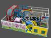 兒童樂園新型游樂設備廠家淘氣堡圖片