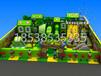 超市新型游樂設備廠家淘氣堡兒童樂園價格