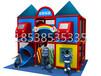 房产新型游乐设备厂家淘气堡室内直销