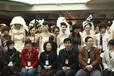 青岛开发区维纳斯新娘跟妆婚纱租赁招收化妆学员