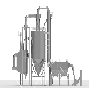 盐城富仕悬浮立式烘干机