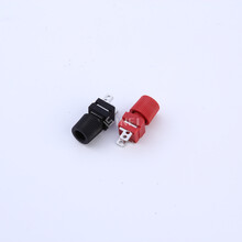 大電流小方形接線柱紅黑鐵逆變器配件專用圖片
