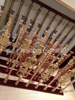 厂家直销别墅高贵铜立柱、24K金精铸铜立柱、仿铜立柱