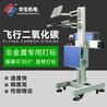 安徽厂家直销HS-FDU01CO2飞行激光打标机