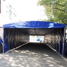 阳东森游戏主管承接移动遮阳蓬造型美观,轮式过道雨篷图片