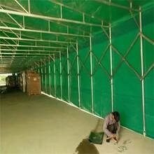 湘粤钢构钢结构推拉篷,东莞优质移动遮阳蓬价格实惠图片