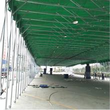 上饶余干县收缩遮阳雨蓬户外折叠推拉雨篷生产批发图片