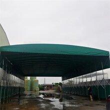 合肥肥东县伸缩雨棚停车雨篷大排档活动雨蓬图片